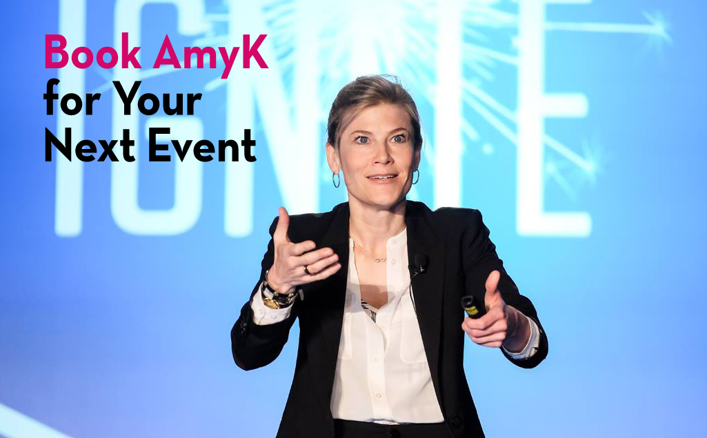 AmyK Speaking